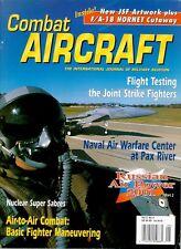 COMBAT AIRCRAFT V3 N4 WW2 306TH BG 305TH BG B-17 8th / NUCLEAR F-100 SUPER SABRE