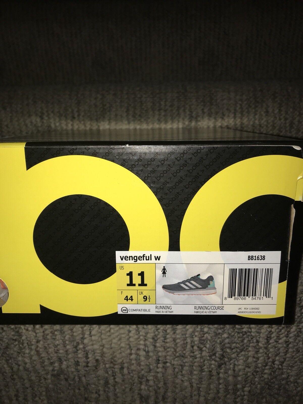 "Adidas  ""Vengeful W"" women's shoes, size 11 (BB1638)"