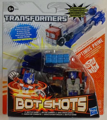 Hasbro ® a2582 Transformers Bot prises de vue Battle Game Optimus Prime Starter
