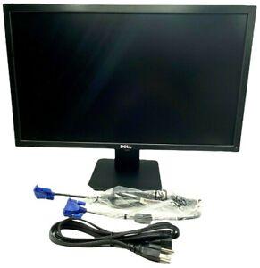 "23"" Dell HD LCD Monitor w/ Stand | VGA DP E2316H 1920X1080 - TESTED w/ WARRANTY!"