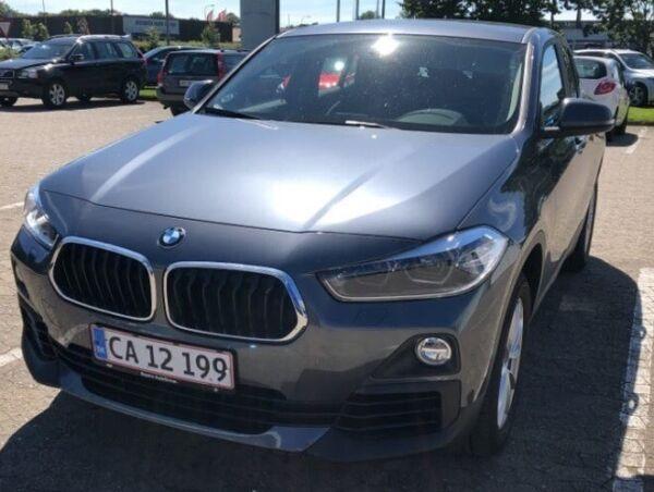 BMW X2 2,0 sDrive20i aut. billede 0
