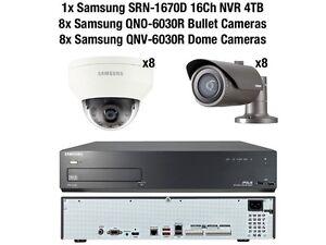 Samsung-2MP-CCTV-Security-Package-16-Camera-Full-HD-1080p-IP-PoE-4TB-NVR-Kit