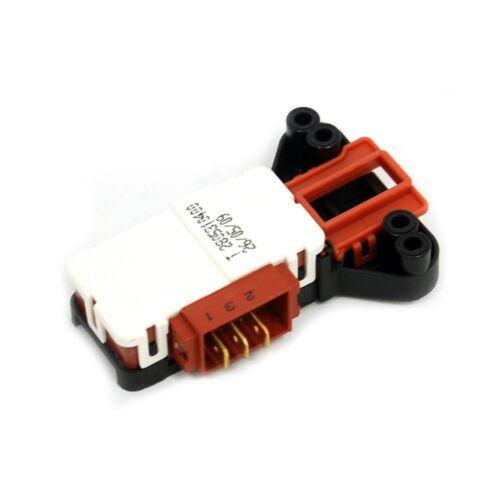 WM5140W Véritable beko WM5140S WM6103W WM6120 machine à laver porte interlock