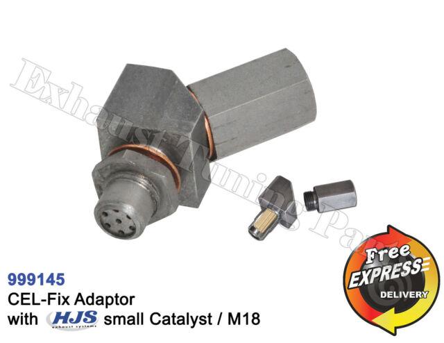 Eliminator Sonda lambda M18 x 1.5 90 con mini cat
