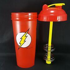 bisphenol A Free Super Hero Perfectshaker DC Comics The Flash Protein Shaker Bouteille 28 Oz environ 793.77 g