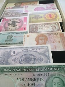 Image Is Loading World Wide Paper Money Collection High Grade Lot