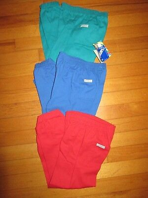 Boys' Clothing (newborn-5t) Intellective Vtg 3 Pair Lot Garanimals Pants Solids Green Blue & Red Size 4t High Quality Goods Clothing, Shoes & Accessories