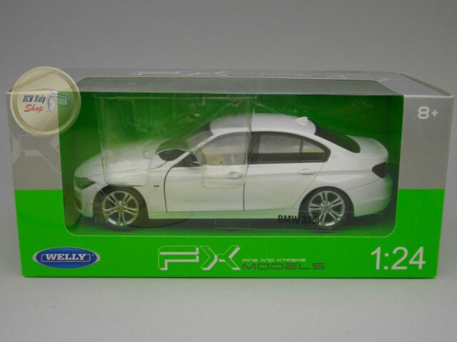 BMW 335i - Welly 1:24 - WE24039WH