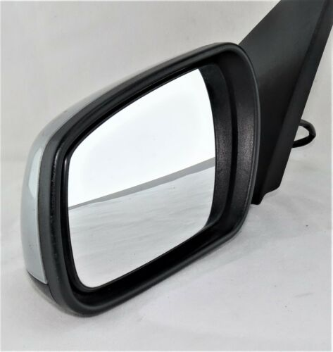 Door Mirror Machine Silver Ford Mondeo-III Facelift 2004-2007 Left Side Elect