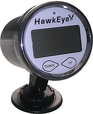 "Fits Any HawkEye 2/"" Depth Finder or In Dash Gauge Surface Mount Bracket"
