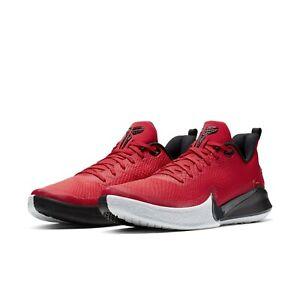 Nike Kobe Mamba Focus University Red
