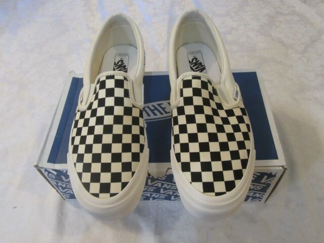 Vans OG Classic Slip-On Checkerboard