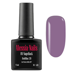 Shellack-Red-Lilac-7-5-ml-Polish-Nagellack-Gel-Lack-Base-Coat-Top-Coat