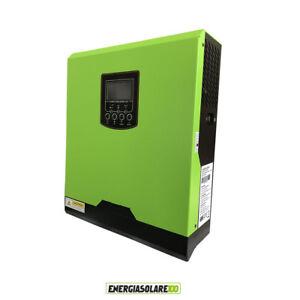 Onduleur-hybride-pur-sinus-EDISON-3KW-24V-regulateur-PWM-50A