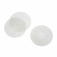 10pc Plastic Canvas Needlecraft Supplies 3in Circles 3 packs