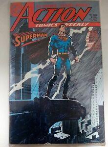 Action-Comics-Comic-Book-623-Superman-DC-Comics-1988-Near-Mint-Unread