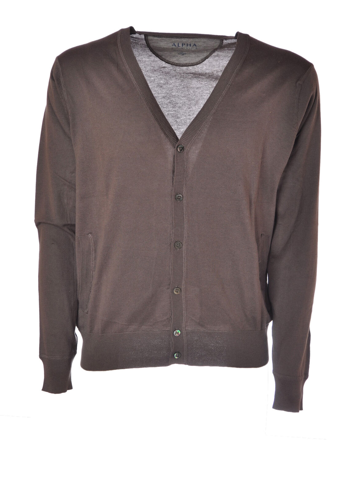 Alpha  -  Cardigan - Male - Grün - 4560023A184209