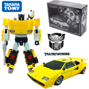 TAKARA TOMY Transformers Masterpiece MP-12T TIGERTRACK Lamborghini Action Figure