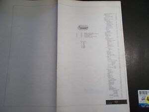 1973 mercury capri wiring diagram ford motor company ebay rh ebay com
