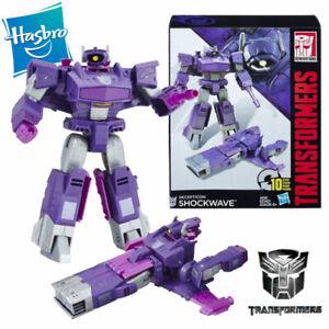 Transformers Generations Cyber Battalion Shockwave Walgreens Exclusive MISB