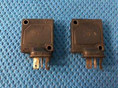 JDM Mazda RX7 FC3S 13B OEM Factory Module Coil Ignition Pack 101311-4701 N327