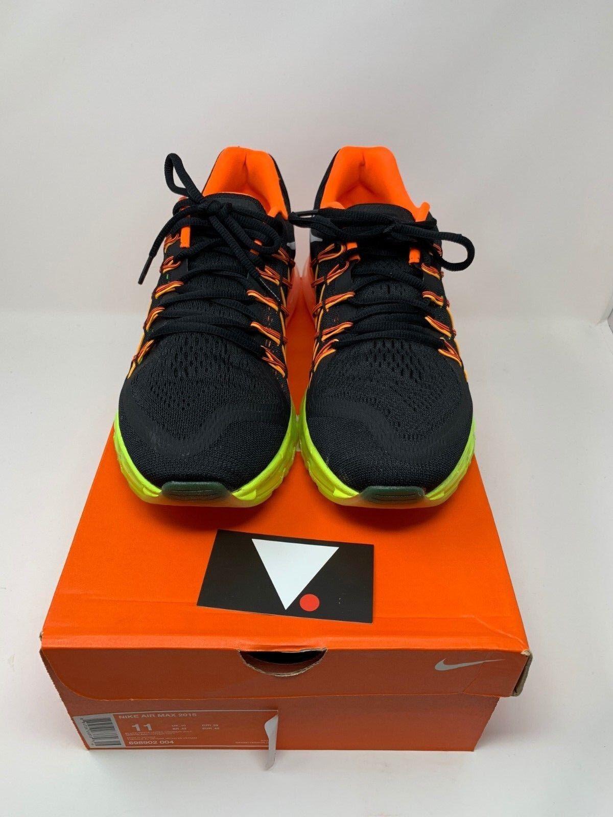 Nike air max 2015 2015 max schwarze hyper - 698902 004 cremefarbene reagieren vapormax ba336e