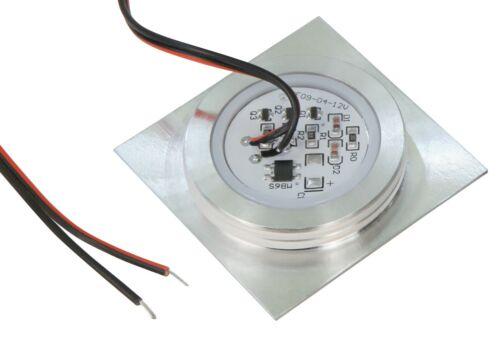 12V LED Flatty Bad Boden Einbauleuchte Bodenleuchte Fliesen Laminat Parkett IP67