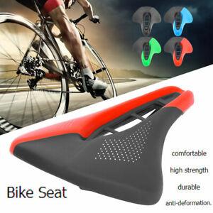 Carbon-MTB-Road-Bike-Saddle-Hollow-Breathable-Comfort-Racing-Seats