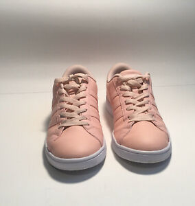 Details about Adidas NEO Comfort Footbed Women's Fashion Sneakers Pink Size 7.5