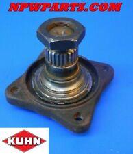 Cutting Disc Shaft For Kuhn Gmd 600 John Deere 265 Amp Gehl 1162 Mower