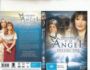 touched by an angel 1994 tv series usa volume one 3 dvd set dvd ebay