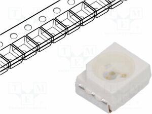 LED rechtwinklig 3,2x2x4,15mm gelb 90÷160mcd 130° 20mA LL-234YC2Q-2B LED Dioden