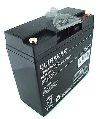 Ryobi Mower 971255100 12V 18Ah 20Ah Replacement Ultramax Lawn and Garden Battery