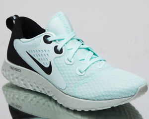 Details about Nike Legend React Women's New Teal Tint Black Grey Running Shoes AA1626 302