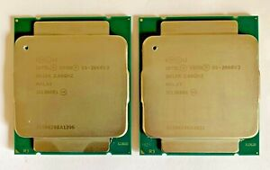 2x-Intel-Xeon-E5-2660-V3-Matched-2-6GHz-10-Core-25M-SR1XR-LGA-2011-CPU-Processor