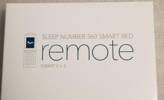 Sleep Number LPM-5000 Remote 360 Smart Bed 10 Button ...