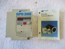 Magnetek Gpd305 Ac Motor Drive 380 460v 3ph Jdb001