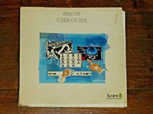 AgréAble Acorn Archimedes Risc Os User Guide-afficher Le Titre D'origine Activation De La Circulation Sanguine Et Renforcement Des Nerfs Et Des Os