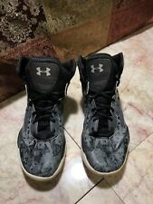 3b6d2f9a009 item 3 Under Armour 7Y Lightning Basketball Shoes Black Gray Camo  1276281-003 No Insole -Under Armour 7Y Lightning Basketball Shoes Black  Gray Camo ...