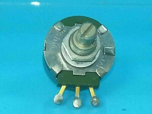 CLAROSTAT 5 K OHM POTENTIOMETER TEKTRONIX POT 311-0034 140-6552 2 WATT PREMIUM