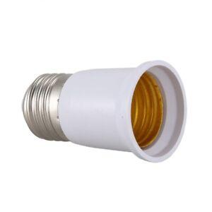 E27-to-E27-Extension-Base-LED-Light-Lamp-Bulb-Adapter-Socket-Converter-S5Z8