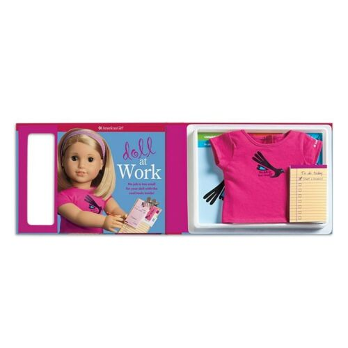 American Girl Doll At Work No job is too small with cool tools And Accessories
