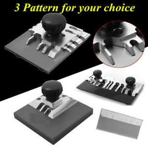 59-65-75mm-Mini-Model-Photo-Etch-Bending-Part-Fold-Master-Hold-Tool-Blade-Sets