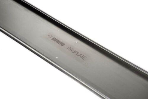 "IN FLOOR HEAT RAUPLATE heat transfer plate FOR 1//2/""  pex//outdoor wood furance"