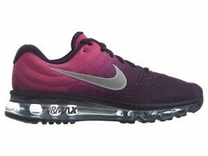 Nike Shoes Air Max 2017 GS Purple Dynasty 851623 500 Women's