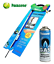 PARASENE-GARDEN-WEED-WAND-KILLER-BURNER-BLASTER-BURNING-TORCH-AND-GAS-CANISTERS thumbnail 2