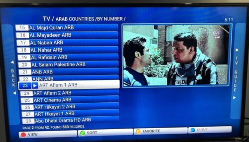 6 Month M3u //MagUSA//Arabic//All world more than 9999 CH and Movies 12 hFree Test
