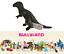 Tyrannosaures-Dinosaures-de-11-cm-Figurine-Peint-a-la-Main-Jouet-Bullyland-61351 miniature 1