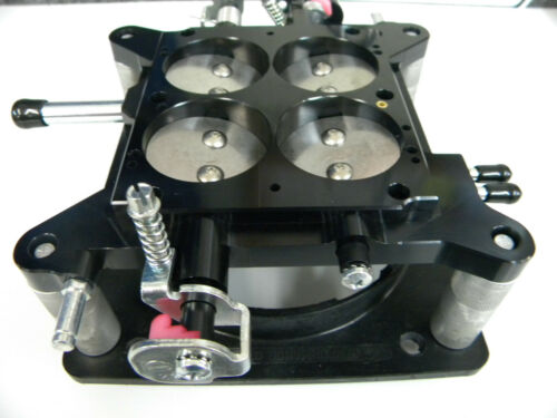 """Holley-QFT-AED Billet Base Plate Assembly 1 3//4/"""" 850-1000 CFM 12-850QFT Black"""