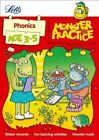 Letts Monster Practice: Phonics Age 3-5 by Letts Monster Practice (Paperback, 2014)